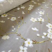 Prestigious Textiles Emi Moleskin Grey Curtain Craft Fabric Per Metre