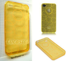Funda iPhone 4 Case-Mate Gelly Amarilla
