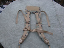 New USMC MARPAT ILBE Arcteryx Main Pack Shoulder Straps for Backpack