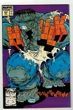INCREDIBLE HULK #345 (VF/NM) 52 Pages! McFarlane Art! Death of Bruce Banner!
