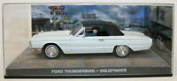 Fabbri 1/43 Scale Diecast Model - Ford Thunderbird - Goldfinger