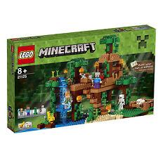 LEGO Minecraft Das Dschungel-Baumhaus (21125)