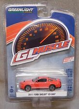 Greenlight 2011 Ford Shelby GT-500 - GL Muscle - Series 18