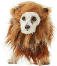 CALIFORNIA COSTUMES KING OF THE JUNGLE LION MANE HEADPIECE PLUSH DOG PET XSMALL