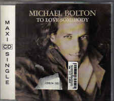 Michael Bolton-To Love Somebody cd maxi single