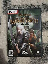 El Señor De Los Anillos-La batalla por la tierra media 2 PC DVD ROM