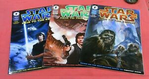 STAR WARS: Heir to the Empire #1, 2, 3, 4, 5, 6 (DH 1995)