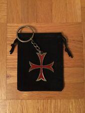 Assassin's Creed Templar Keychain