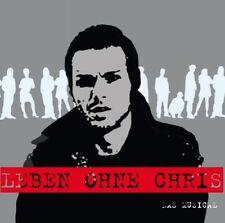 ORIGINAL BERLIN CAST - LEBEN OHNE CHRIS-DAS MUSICAL   CD NEW