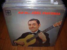 ABEL FIGUEROA asi es  ( world music ) argentina