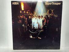 ABBA Super Trouper LP Record 1980 Atlantic Records                         lp692