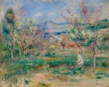 Pierre Auguste Renoir - Landscape 1900