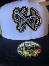 Norfolk Tides Military 7 3/4 Camouflage Fitted Hat