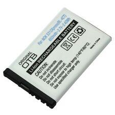 Akku kompatibel zu Nokia BL-4CT Li-Ion für 2720 fold / 7230 / X3 - 8001505