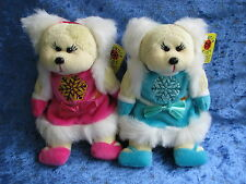 BEANIE KIDS - CRYSTAL THE BEAR - BK 397 MUTATION AND COMMON PREMIER EXCLUSIVE PE
