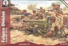 WATERLOO 1/72 II Guerra Mundial Italiano Folgore Division Infantería #AP002