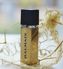 Rare Vtg Jolie Madame by Pierre Balmain purse bottle Pure Parfum 1/8 oz~3,75 ml