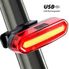 Fahrrad Rücklicht Scheinwerfer 120 Lumen COB LED Mit USB Aufladbare ke