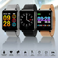 Smart Wristband Heart Rate Blood Pressure Monitor Smart Sports Bracelet