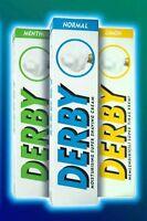 Derby Shaving Cream in a Tube 3.5oz - Menthol Lavender Lemon Compare to Proraso