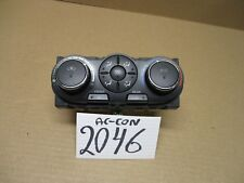 07 08 09 Nissan Altima AC and Heater Control Used Stock #2046-AC