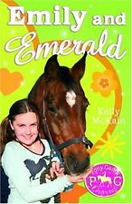 Emily and Emerald (Pony Camp Diaries),Kelly McKain