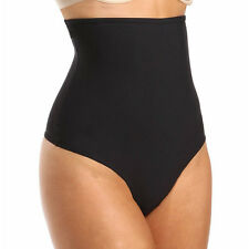 Pinup Perfect Form-Fitting Waist & Tummy Shaper Thong Bottom