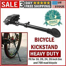 Bicycle Bike Kickstand MTB Road Mountain Kick Stand Adjustable Side Universal US