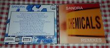 Sandra Cretu - Chemicals Remixes CD SPECIAL FAN EDITION