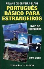 Portugues Basico para Estrangeiros: Livro de Excercicios (Workbook)