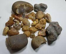 Rough Agate Nodules 1190 grams From Baluchistan