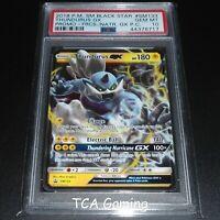 PSA 10 GEM MINT Thundurus GX SM133 SM Black Star Promo HOLO RARE Pokemon Card