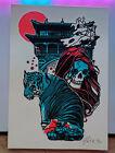 VHTF Tyler Stout East Panzer S/# LE 150 Art Screen Print Poster Mondo Pop Movie