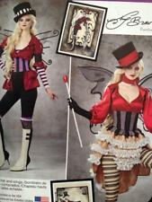 Simplicity Sewing Pattern 0791 1301 Misses Steampunk Costume Size 6-14 Uncut