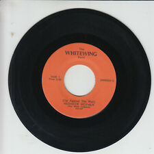 THE WHITEWING BAND (Up Against The Wall) Redneck Mother VG 45 RPM