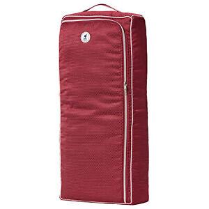 Derby House Pro Bag Bridle - Plum One Size