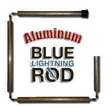 "Blue Lightning Aluminum / Zinc Flexible Anode Rods, Hex Plug, 42"""