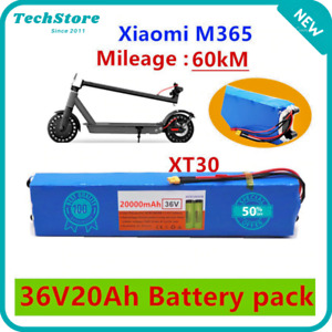 36V 20Ah Xiaomi M365 Foldable Electric Scooter Battery Pack Rechargeable NEW