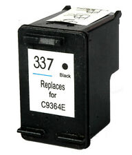 Non-OEM Replace For HP 337 Photosmart C4160 C4180 Black Ink Cartridge