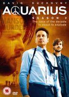 Nuevo Aquarius Temporada 2 DVD Región 2