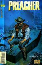 Preacher #11 Garth Ennis Steve Dillon AMC 1ST  APP OF GOD Vertigo 1st print NM