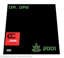 "NEW, SEALED - DR. DRE - THE CHRONIC 2001 - DOUBLE 12"" VINYL LP - 180 GRAM RECORD"