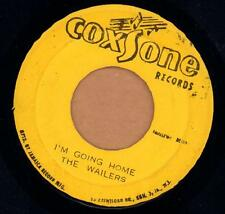 """The Wailers(7"""" Vinyl)I'm Going Home / It Hurts To Be Alone-Coxson-CN1 /-Ex/G"""