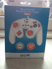 Original Nintendo wii u NES Mini yoshi Edition smash Bros contrôleur pdp wired