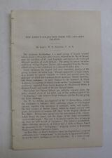 India Ethnology Andaman Islands Abbott Collection 1902 6 Plates Port Blair