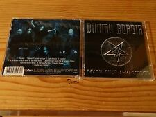Dimmu Borgir - Death Cult Armageddon Brazilian Pressing CD