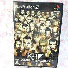 USED PS2 K-1 WORLD GP 2006 94157 JAPAN IMPORT