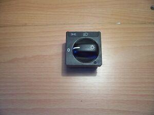 Volvo 850 Headlight Control Switch 1992 to 1997 6849766