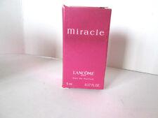 RARO LANCOME MIRACLE 5ml EDP, miniatura da collezione. Vintage
