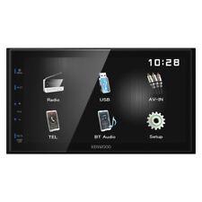 Kenwood Dmx-110bt Bluetooth USB Autoradio Einbauset für T6 Sharan 2 Beetle